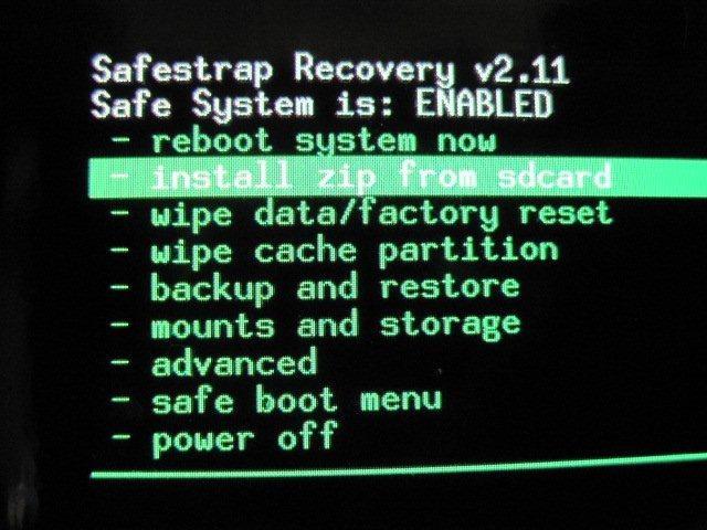 install cyanogenmod 12S download process