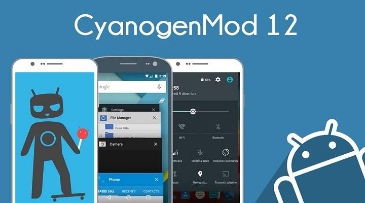 install-cyanogenmod-12s installation