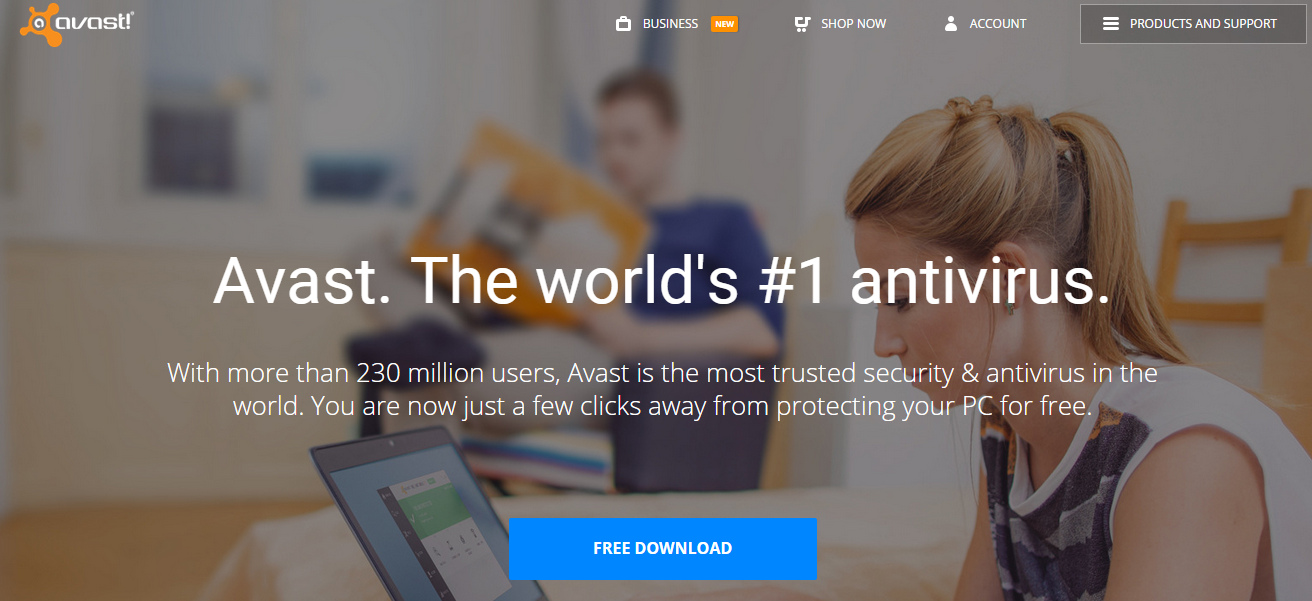 Avast Download Free Antivirus Software