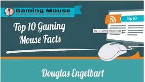 Top 10 Gaming Mouse Facts – { infographic}