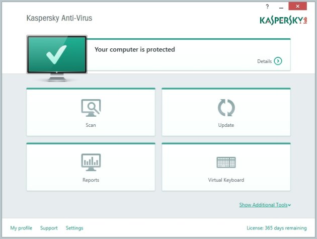 Kaspersky Anti-Virus Review 2015 Best Antivirus Software