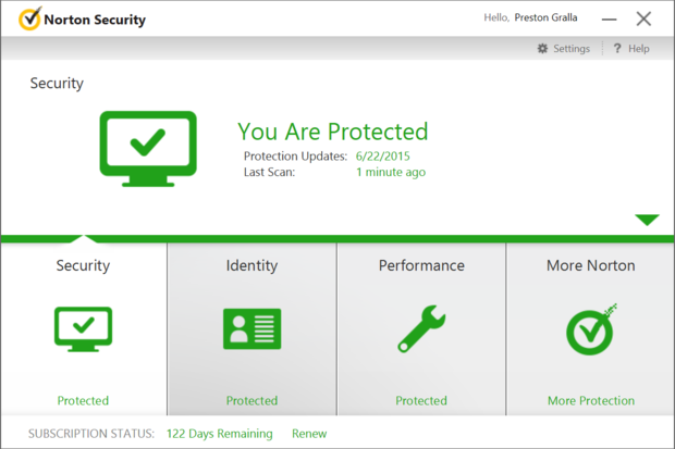 Norton AntiVirus Review 2015: Norton Antivirus Download Free