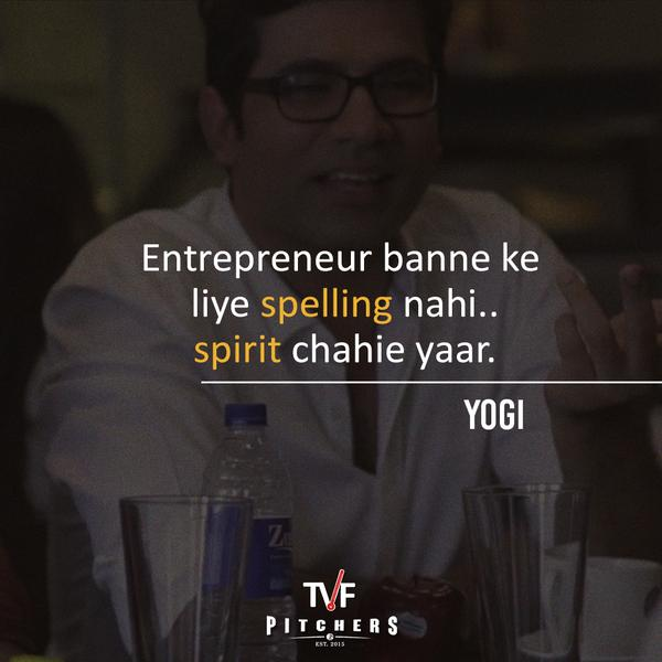 TVF Pitchers Arunabh Kumar
