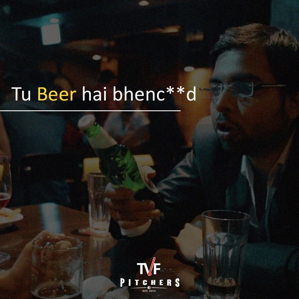 TVF Pitchers tu beer hai bc