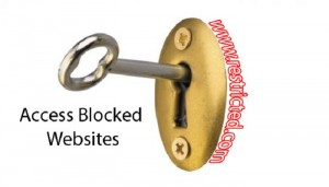 How to Access Blocked Websites? Unblock Restricted Sites?