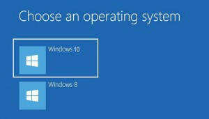 How to Dual Boot Windows 10 alongside Windows 8?