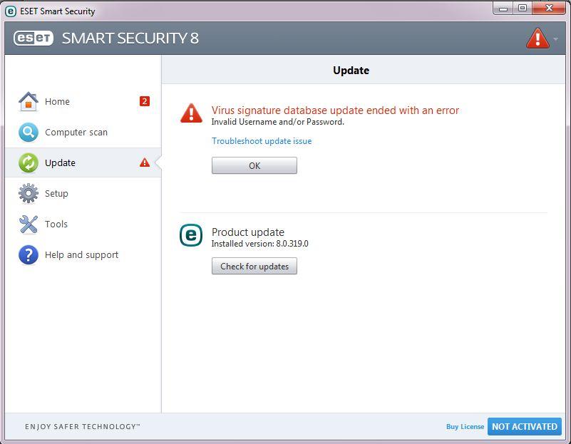 Eset Smart Security Nod32 Update Download Elecar
