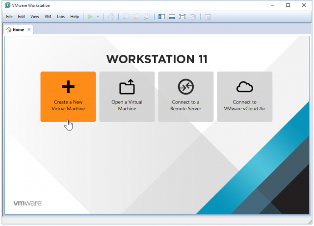 install windows 10 on vmware workstation
