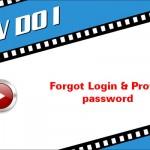 Reset Forgot Online SBI Net Banking login/ profile Password