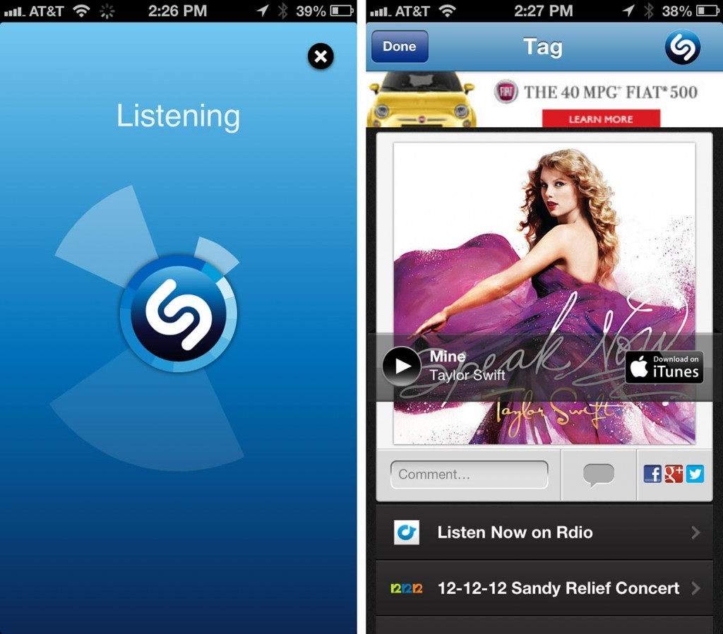 Download Shazam for pc or laptop on windows 7 8 8.1 10 & Mac