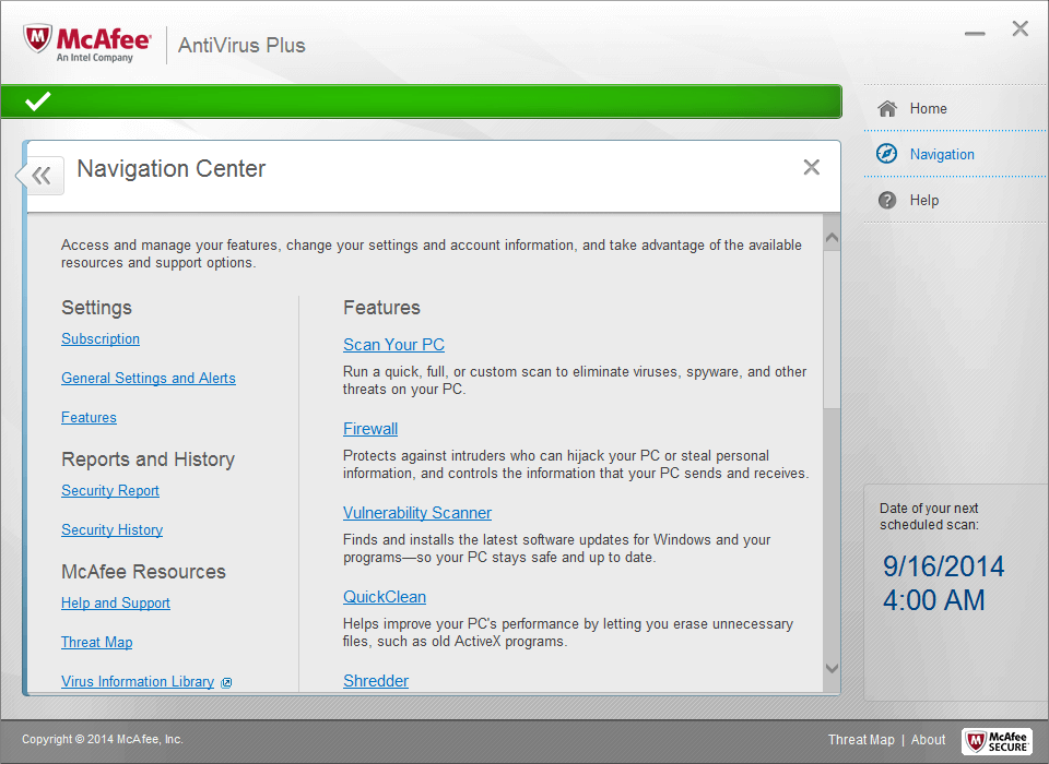 McAfee AntiVirus Plus Review Trusted Name, Trusted Game
