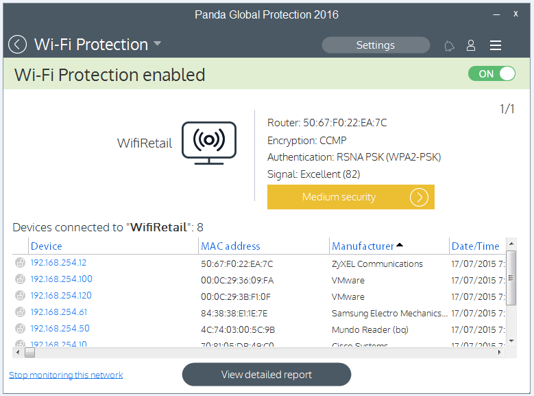 Panda Security Antivirus Review Simple and Diverse