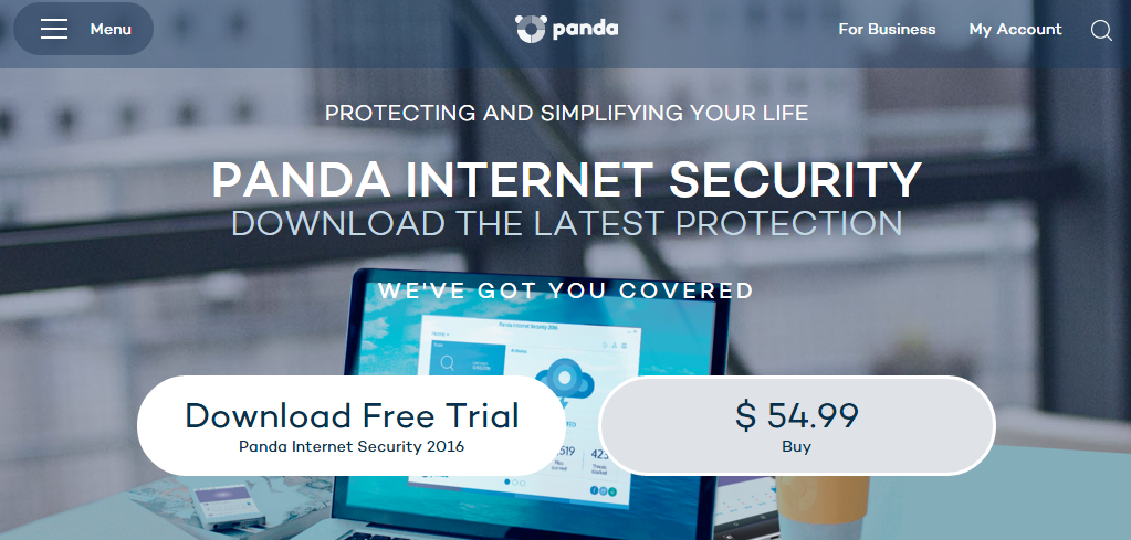 Panda Security Antivirus Review