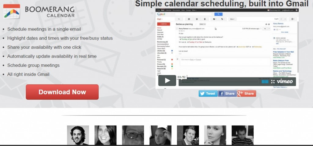 bommerang Best Meeting Scheduler Apps and Tools