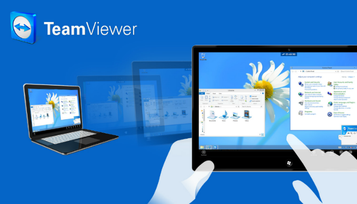 how to connect teamviewer pc to pc