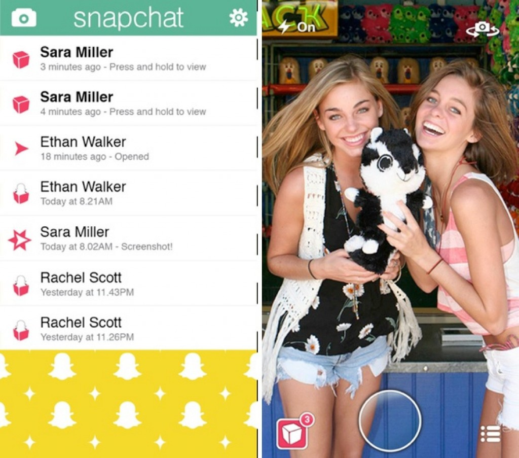 Download Snapchat for pc or laptop on windows 7/8/8 1/10 & Mac -