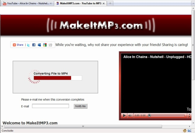 makeitmp3 Top Sites to Convert Youtube to Mp3