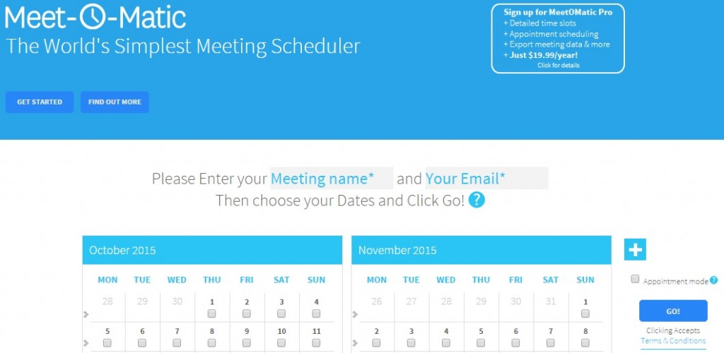 meetomatic Best Meeting Scheduler Apps and Tools