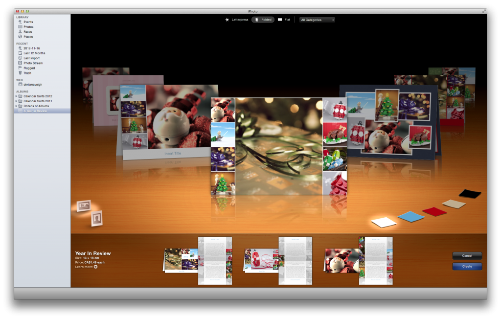 iPhoto for PC Windows