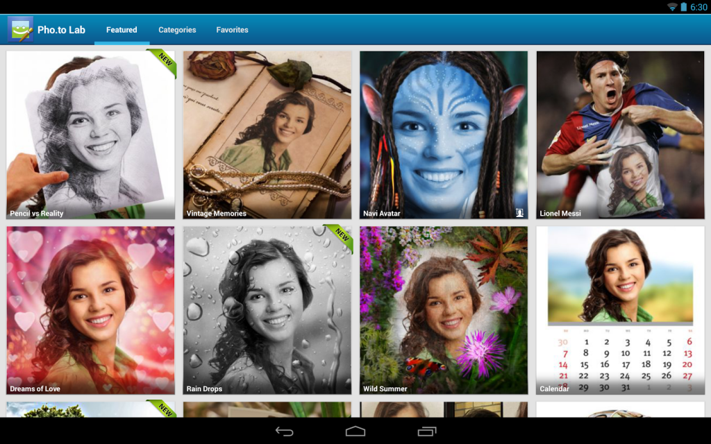 pho.to Top Android Apps For Editing Photos