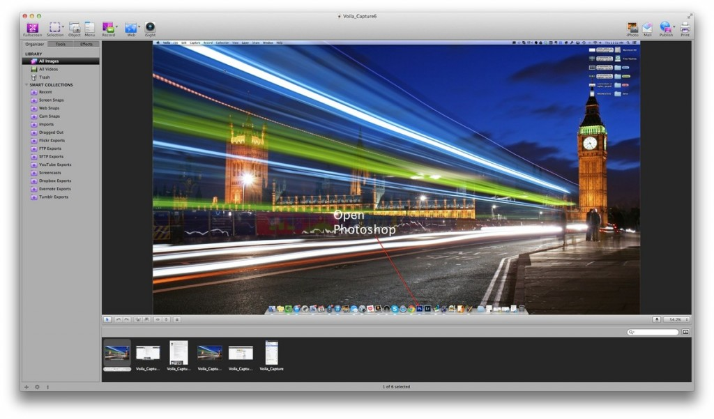 voila 7 Best Screen Recorders for Capturing Mac OS X