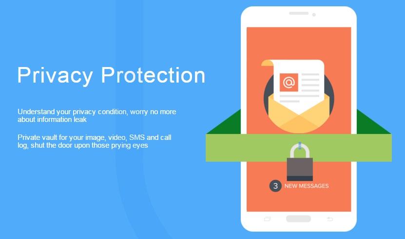 Leo Privacy guard privacy