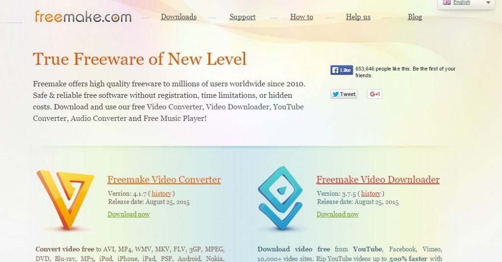 freemake video downloader older version