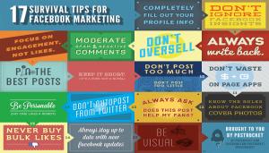 Social Media Marketing Tips: Infographic