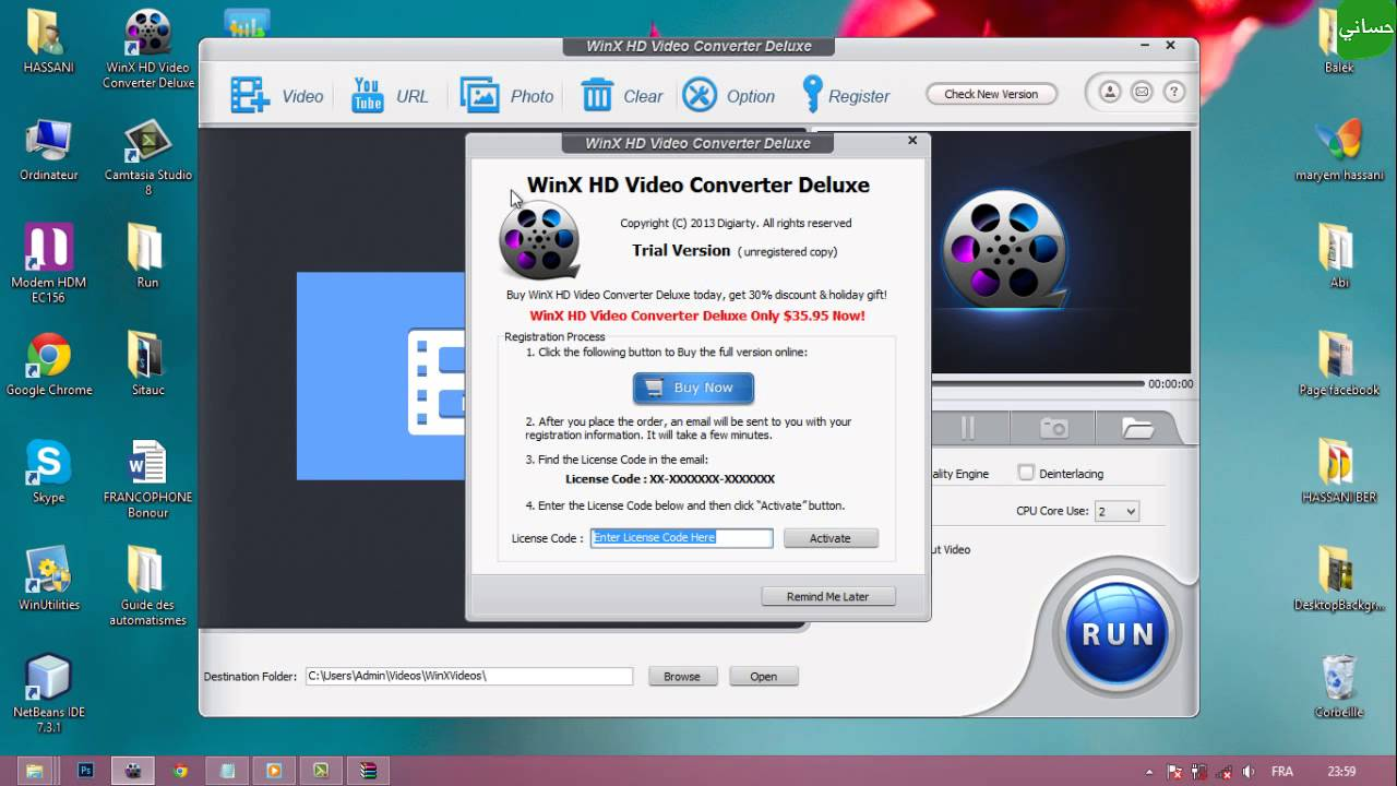 win x Top Video to Audio Converter for Android