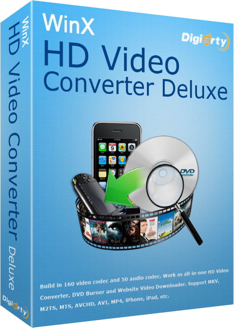 winx Top Video to Audio Converter for Android