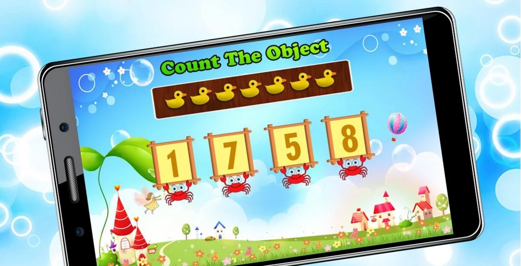 Best Math Apps – Back To School Apps For Kids count object