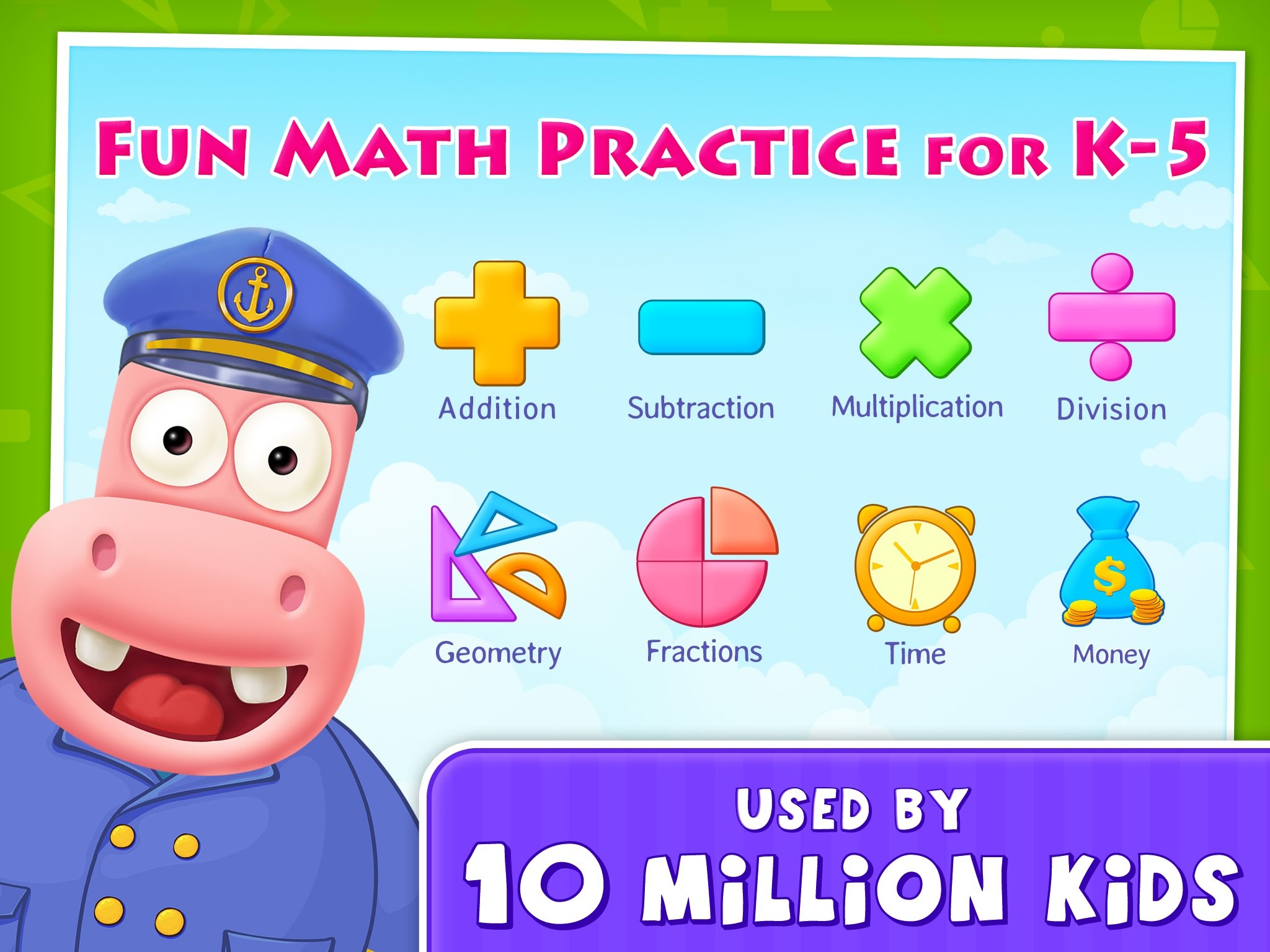 Best Math Apps – Back To School Apps For Kids k-5 splash app