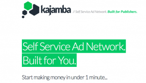 Kajamba Review: Self Service Ad Network For Publishers