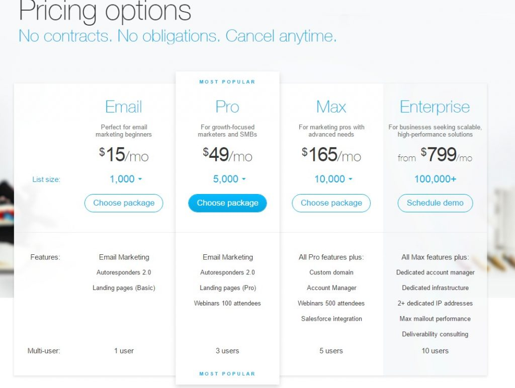 GetResponse-Pricing-options-email-marketing