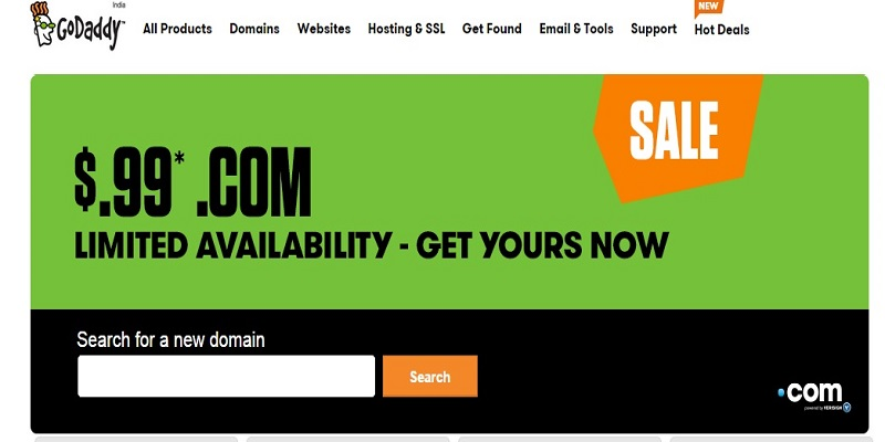 Godaddy design coupons unsubscribe page