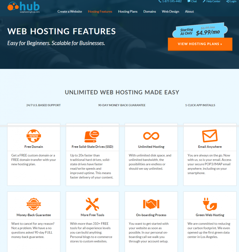 Web-Hosting-Hub-Unlimited-Hosting-Features-For-Any-Website