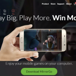 Wondershare MirrorGo: Play Android phone Game on PC and  Screen Capture