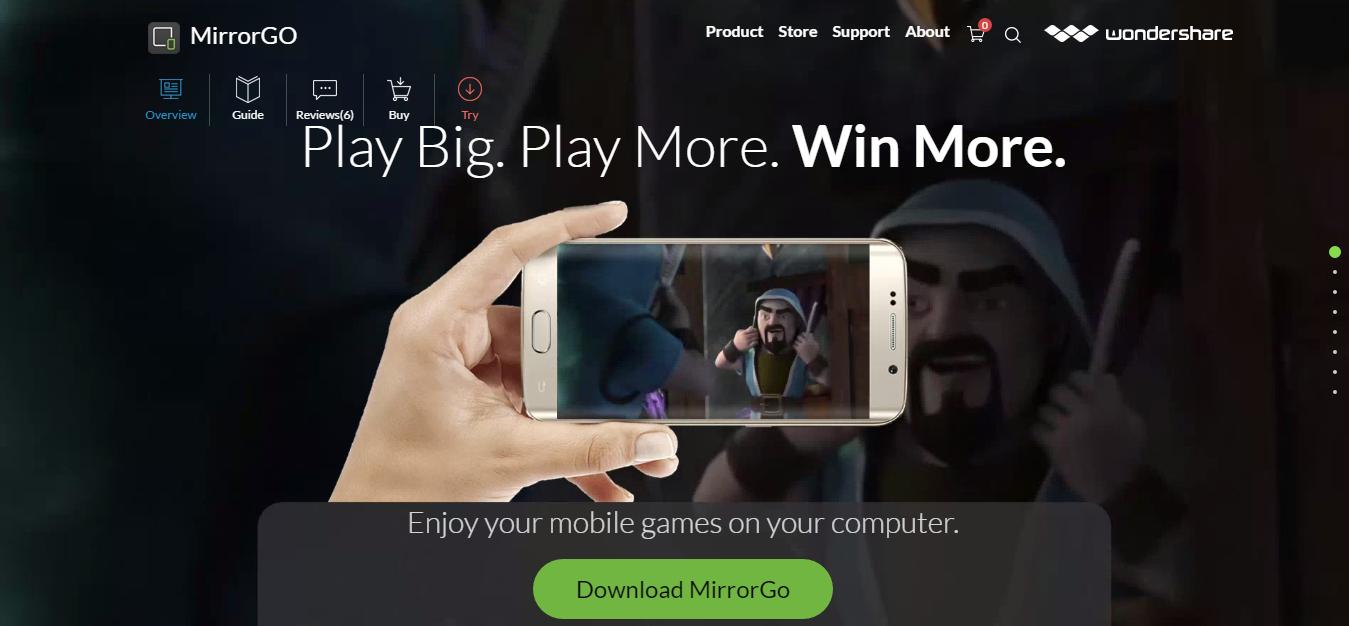 mirrorgo android recorder offline installer