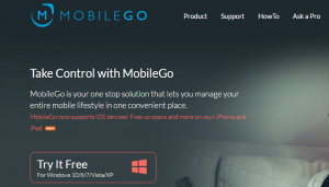 Wondersahre MobileGo: Backup and Restore Android Phone Data