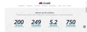 Adcash users