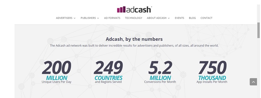 Adcash users