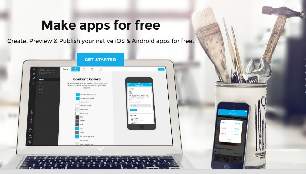 Appspotr Review Best Free App Maker Software Technoven