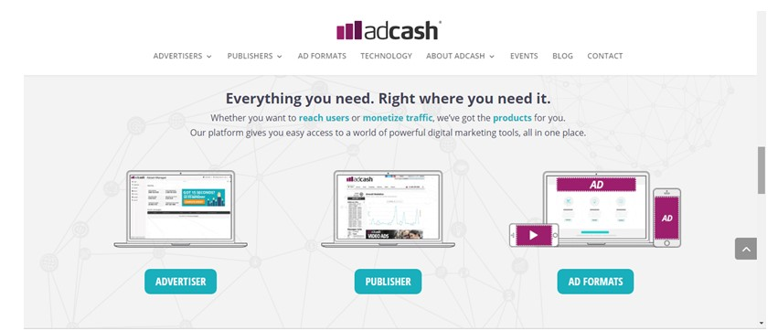 Join Adcash