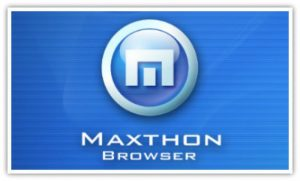 Upgrade to Maxthon MX5 Web Browser