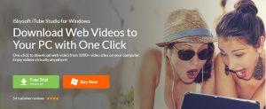 Best Video Downloader For Mac: iSkysoft iTube Studio