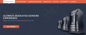 Temok Dedicated servers