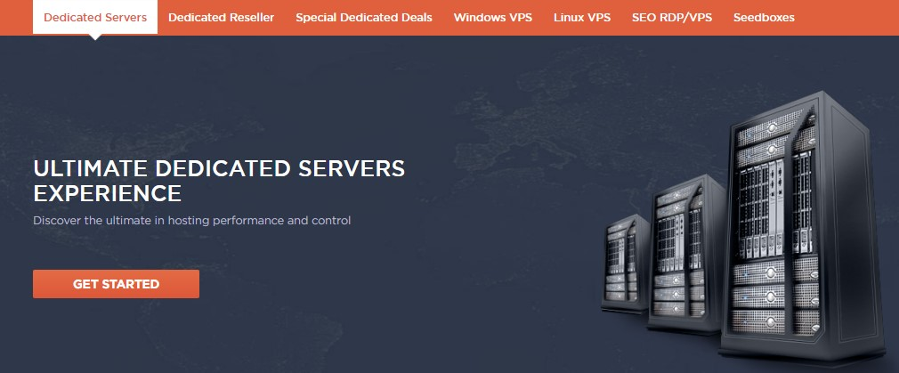 Temok Dedicated servers