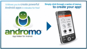 Develop Any Creative App Using Andromo App Creator