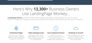 Landing Page Monkey Review: With Your Autoresponder