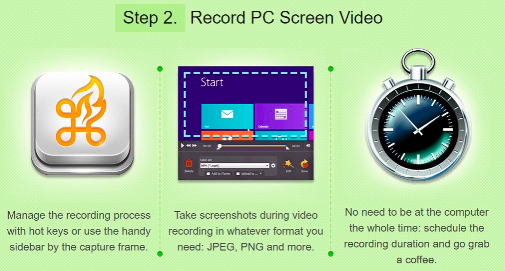 Record PC Screen Video